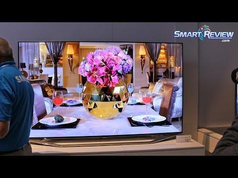CES 2014 | Samsung H7150 Series Full HD TV | 1080p Smart LED | UN55H7150, UN60H7150, UN65H7150 |