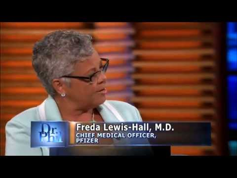 Pfizer's Dr. Freda Lewis-Hall's Advice for Quitting Smoking -- Dr. Phil
