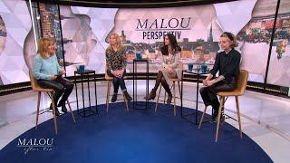 """Marie Göranzon om ensamheten i coronaisolering: """"Fruktansvärt tråkigt"""" - Malou Efter tio (TV4)"""