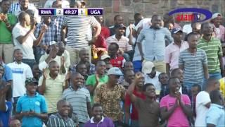 Abahoze Bakinira Amavubi Batsinze Uganda 5-3. Video Credit: Azam Tv