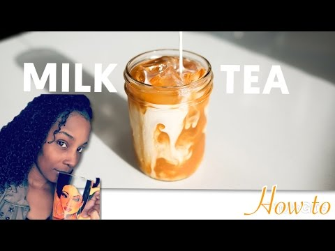 How To Make Milk Tea | Simple Recipe