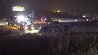MN Interstate 94 Winter Travel Hazards - 11/10/2017