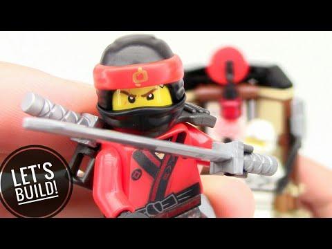 THE LEGO NINJAGO MOVIE: Spinjitzu Training 70606 - Let's Build!