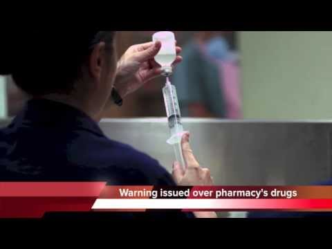 State warns people not to use Cleveland TN pharmacy
