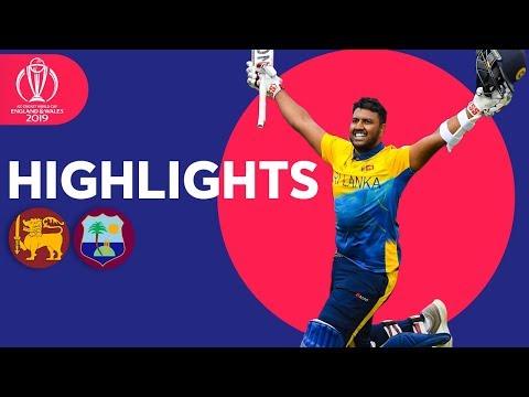 Xxx Mp4 Fernando And Pooran Hit Maiden Tons Sri Lanka V Windies Highlights ICC Cricket World Cup 2019 3gp Sex