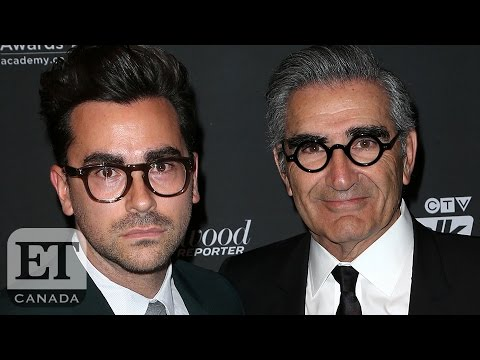 Battle Of The Brows: Eugene Or Dan Levy?