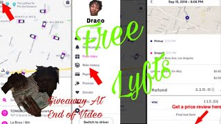 How To Get Any Lyft ride Free |Guaranteed