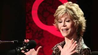 Fitness Revolutionary Jane Fonda in Studio Q