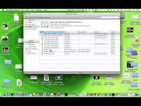 How to recover wifi passwords on a mac (easy)