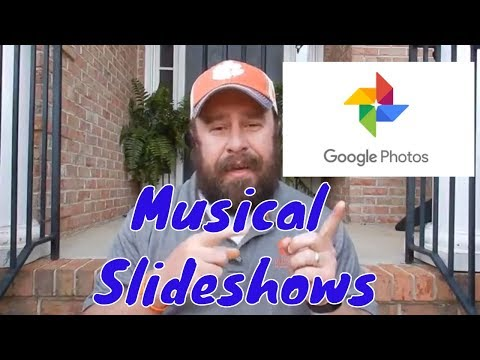 Musical Slideshow with Google Photos New Feature | 2018