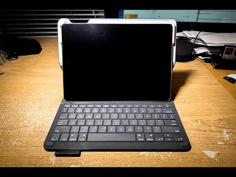 Logitech Type+ Keyboard Case for iPad Air 2 - Review