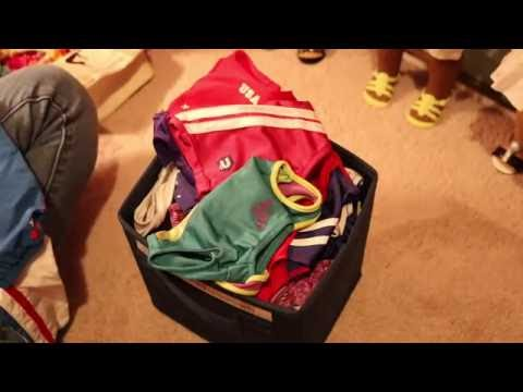 All of My American Girl Doll Clothes! {Leotards/Swimsuits}
