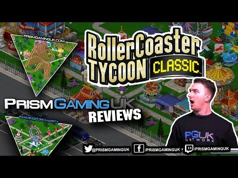 Roller Coaster Tycoon Classic IPad IOS Android Review