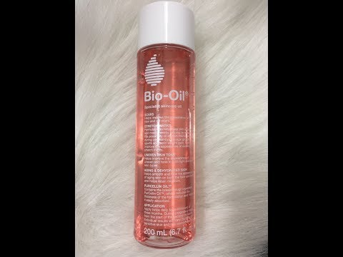 Bio Oil Review with Before and After Pictures on Stretch Marks