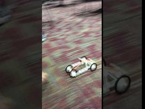 The Batmobile Test Run (skrt,skrt)