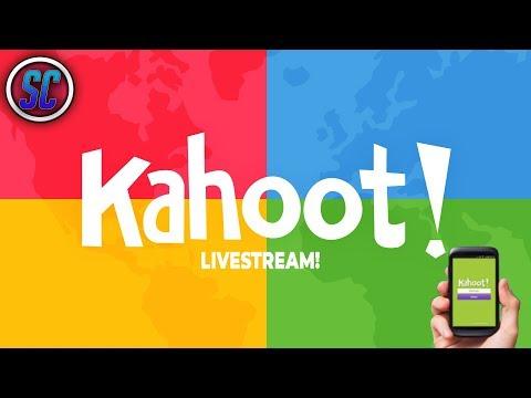 🔴LIVE SATURDAY KAHOOT STREAM! (LIVE KAHOOT MADNESS!)