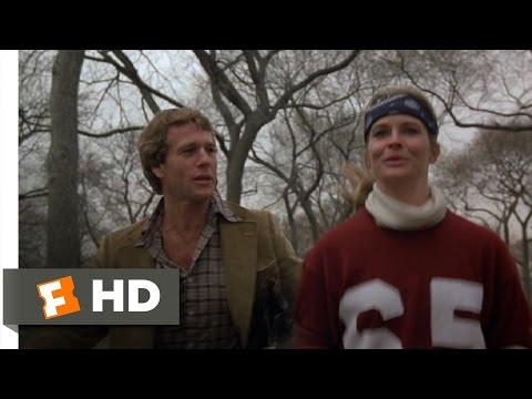 Oliver's Story (3/8) Movie CLIP - Don't Forget To Bring Your Ass (1978) HD