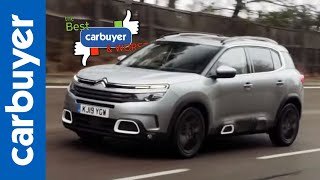 Citroen C5 Aircross: best and worst - Carbuyer