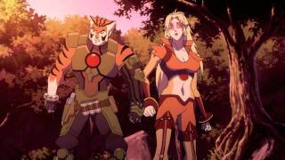 """ThunderCats Episode 05 """"Old Friends"""" - Preview Clip #2"""