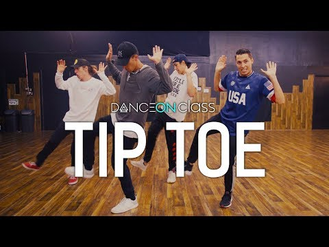 Jason Derulo - Tip Toe | The Williams Fam Choreography | DanceOn Class