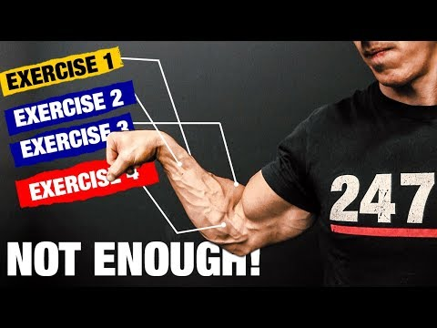 The PERFECT Forearm Workout (Sets and Reps Included)