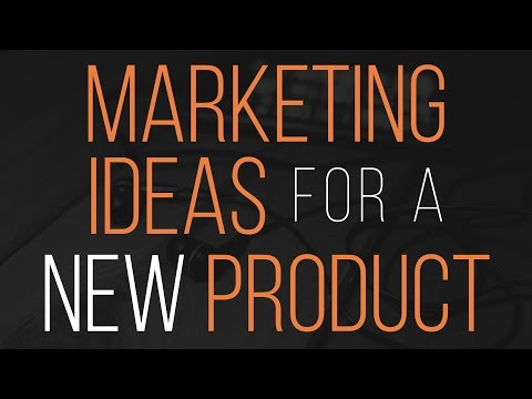 Marketing Ideas For A New Product - Season 2, Episode 6