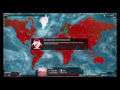 Plague Inc: Evolved How to unlock Genetic Codes fast and easy