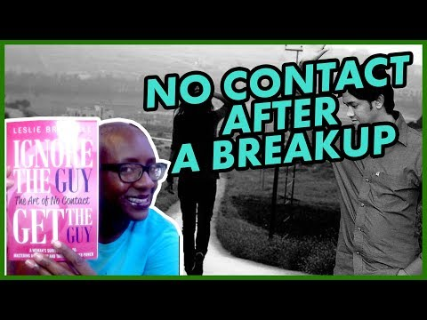 Book Review: Ignore the Guy Get The Guy The Art Of No Contact