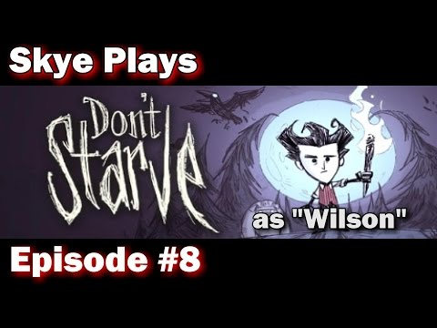 Don't Starve #8 ► Winter is Coming! (as Wilson Day 22-24) ◀ Gameplay / Tips