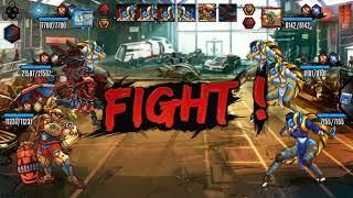 mutants genetic gladiators рецепты скрещивания