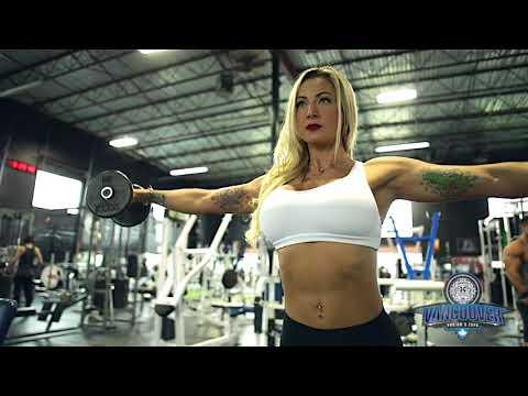 IFBB Bikini Pro Annette Mountford