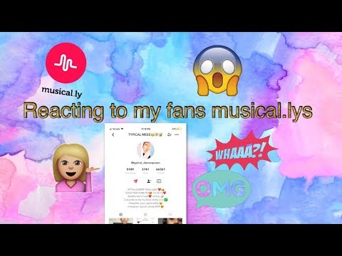 Reacting to my fans musical.ys😱~BeautybyDelores