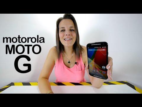 Motorola Moto G second gen 2014 review en español