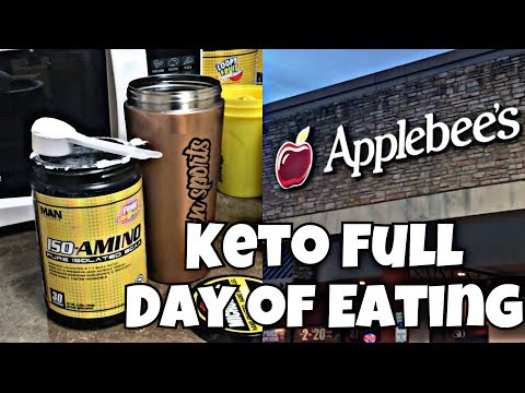 Keto Cut Day 12 | Full Day of Eating Keto | I Wanted it SO Bad :(