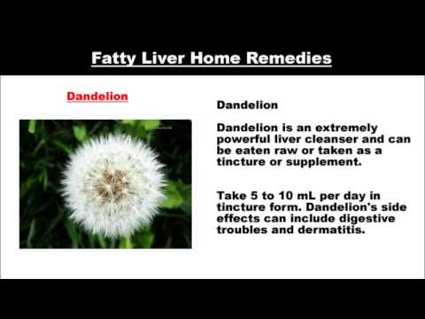 How To Cleanse Your Fatty Liver Naturally