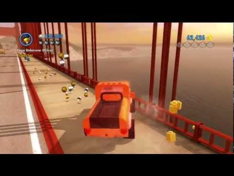 Lego City Undercover Chapter 6 Part 3