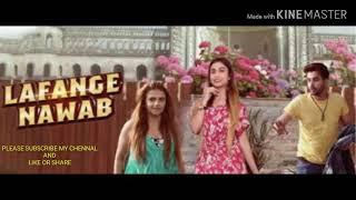 #MOVIE:-LAFANFE NAWAB#SONG:-TERE LIYE CHODI MAINE KHUDAI#SINGER:-ALI FAISAL, PALAK MUCHHAL