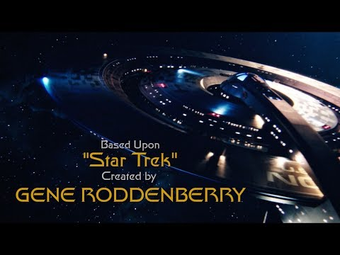 Star Trek Discovery - Alternate Opening