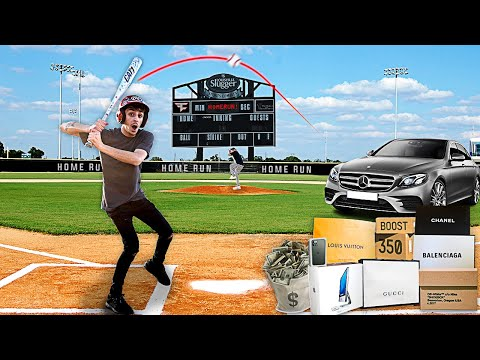 Xxx Mp4 Hit The Home Run I Ll Buy You Anything Home Run Derby Challenge 3gp Sex