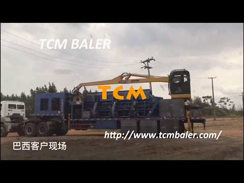 Mobile recycling baler south africa