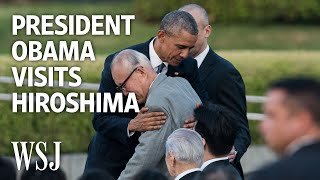 Obama Visits Hiroshima, Meets Survivors
