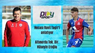 Fenerbahçe'nin transfer etmek istediği Ravil Tagir kimdir? Hocası Hüseyin Eroğlu anlatıyor!