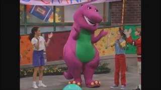 If your happy and you know it song (Barney)