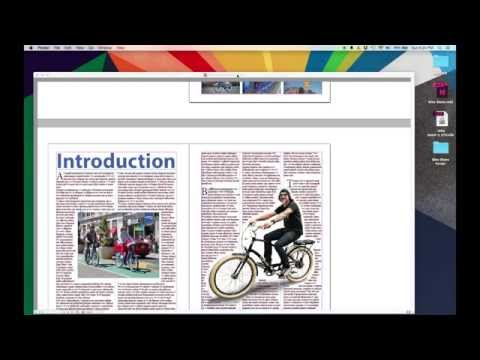 Crash Course on InDesign CS6