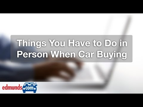Can You Buy a Car Online? | Car Buying