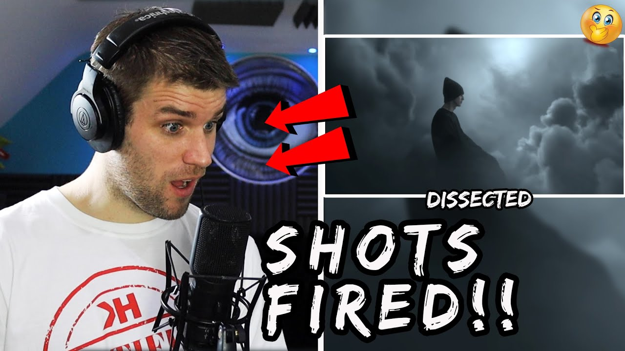 Rapper Reacts to NF CLOUDS!! | HE'S FIRING SHOTS?! (First Ever Reaction)