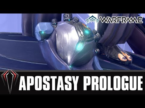 Warframe Lore: APOSTASY PROLOGUE QUEST
