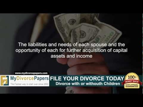 How to File Massachusetts Divorce Forms Online