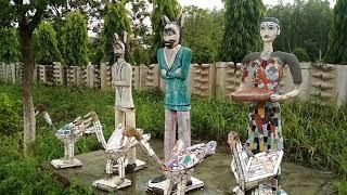 Rock Garden | one day pick nick Spot | B.B.M.B Park | Green Land Talwara distt in Hosiarpur full HD