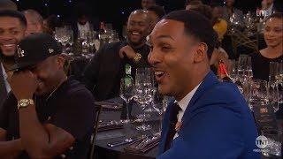 Anthony Anderson Roasts LeBron James &  JR Smith at 2018 NBA Awards